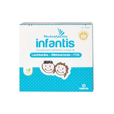 NUTRALACTIS INFANTIS 15 SOBRES