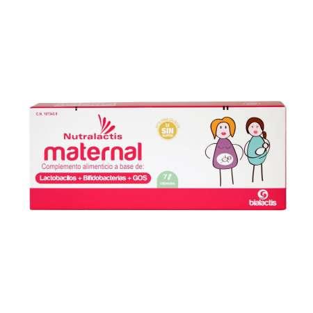 NUTRALACTIS MATERNAL 30 CAPS