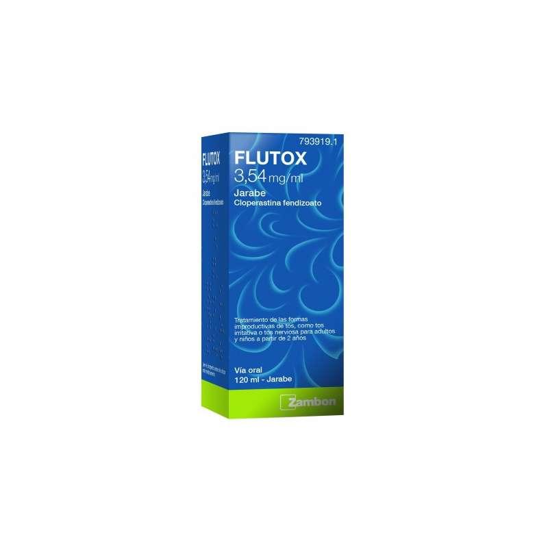 FLUTOX 3,54 mg/ml JARABE 1...