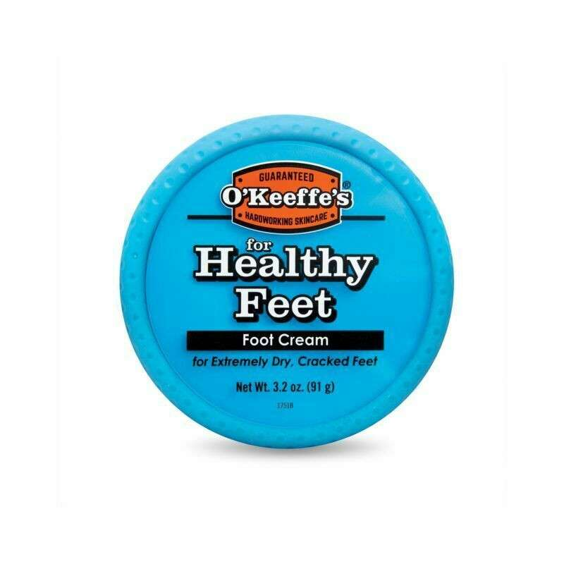 O´KEEFFE´S FOR HEALTHY FEET...