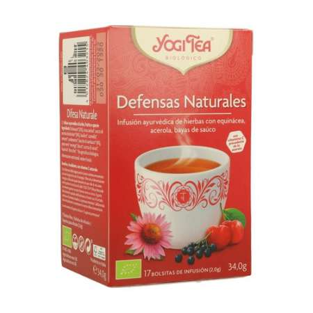 YOGI TEA DEFENSA NATURAL