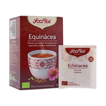 YOGI TEA EQUINACEA 17 INF