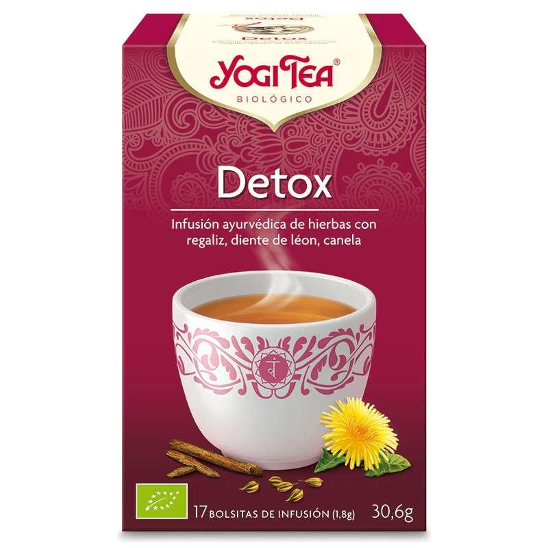 YOGI TEA DETOX 17 INF