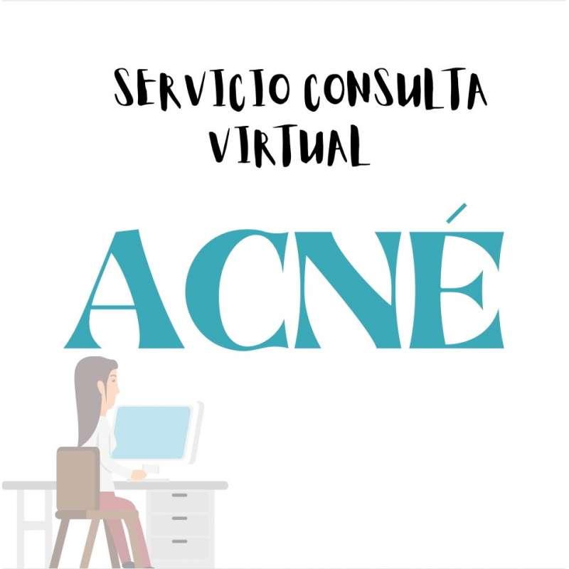 SERVICIO CONSULTA VIRTUAL ACNÉ