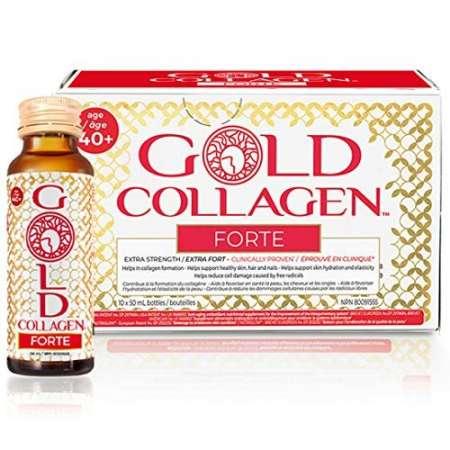 GOLD COLLAGEN FORTE 10 X 50ML.