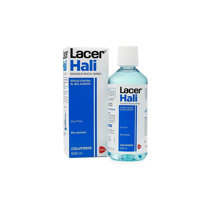 LACER HALI COLUTORIO 500 ML