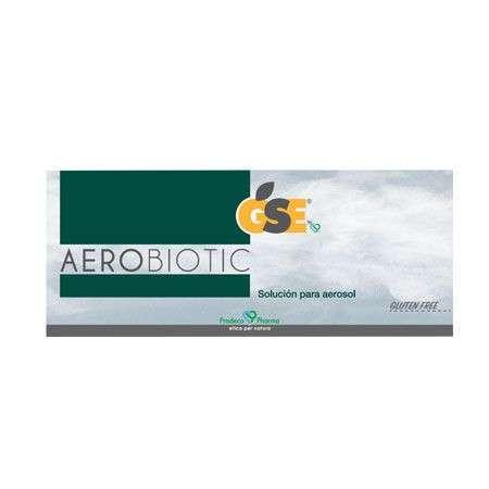 GSE AEROBIOTIC 10 AMPOLLAS