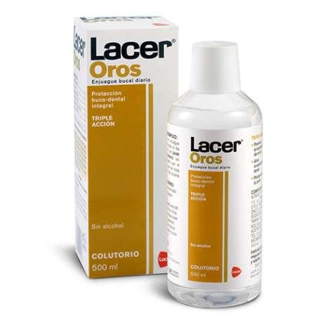 LACER OROS COLUTORIO 500 ML