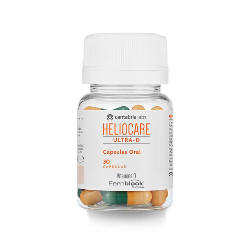HELIOCARE ULTRA-D 30 CAPS