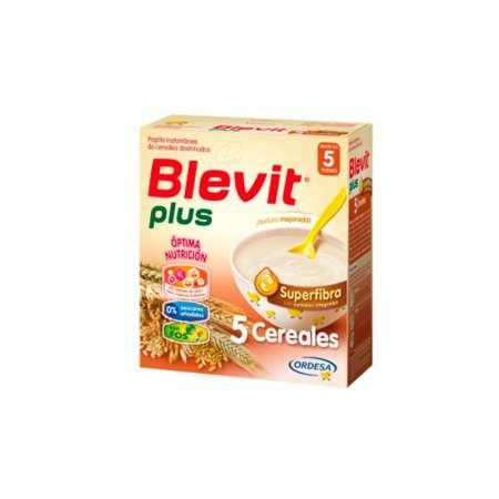 BLEVIT PLUS 5 CEREALES...