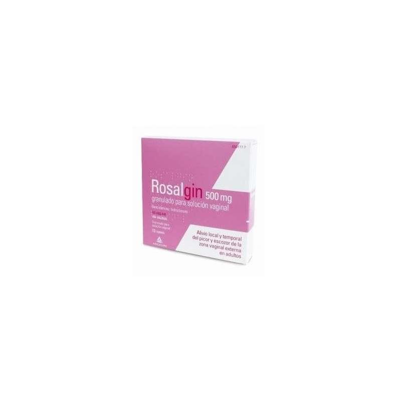 ROSALGIN 500 mg 10 SOBRES...
