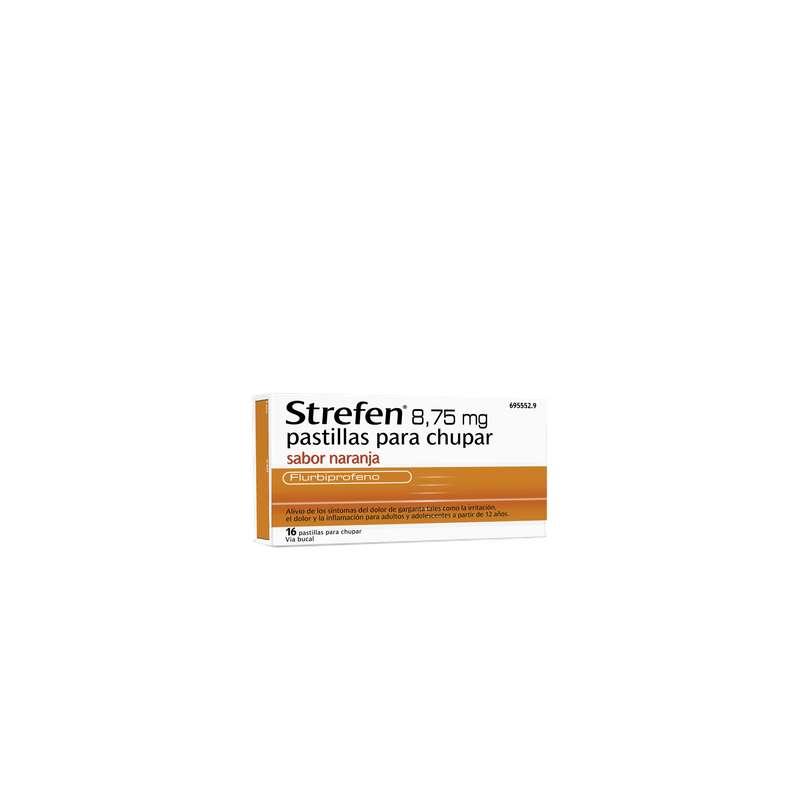STREFEN 8.75 MG 16...