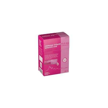 CINFAMAR INFANTIL 12,5 mg...