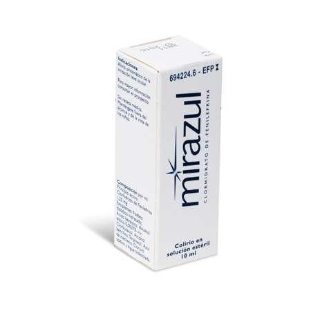 MIRAZUL 1,25 mg/ml COLIRIO...