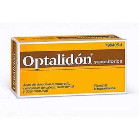OPTALIDON 500 mg/75 mg 6...