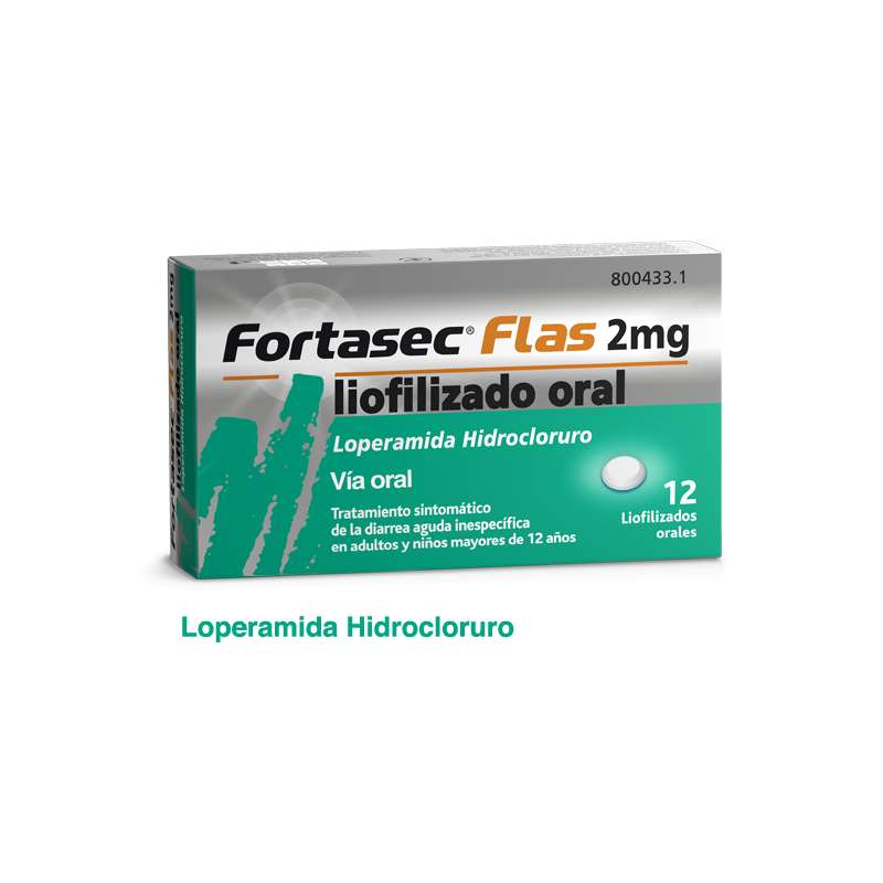 FORTASEC FLAS 2 MG 12...
