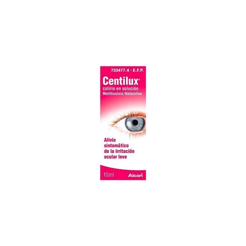 CENTILUX 0,25 mg/ml COLIRIO...