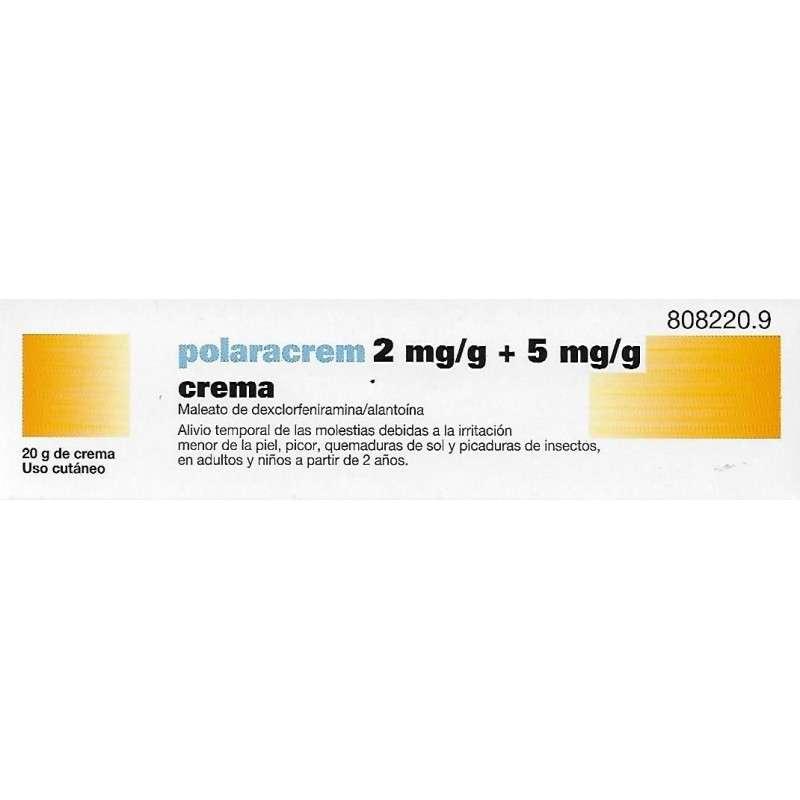 POLARACREM 2 mg/g + 5 mg/g...