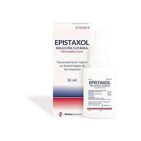 EPISTAXOL SOLUCION CUTANEA...
