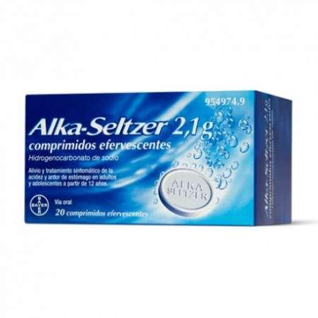ALKA-SELTZER 2,1 g 20...