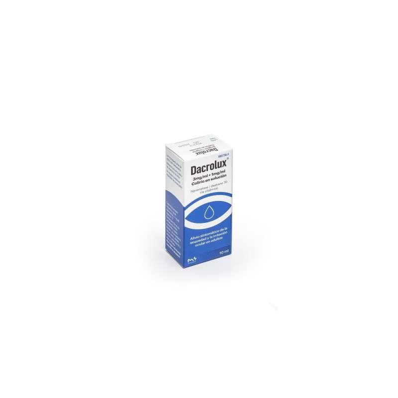 DACROLUX 3 mg/ml + 1 mg/ml...